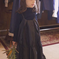 【 UNIONINI 】shirring long dress