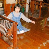 5月17日渡吉織物見学