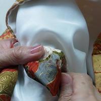 【国内単衣手縫いお仕立て】女性用着物(色無地・小紋・紬)