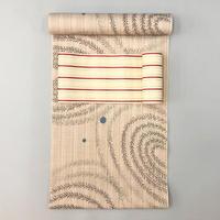 新江戸染め浴衣|流れ柳|仕立て込み