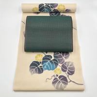 新江戸染め浴衣|南瓜の花|仕立て込み