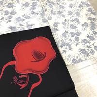 紬の着物 No.10012