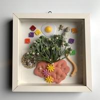 Junk Collage Box