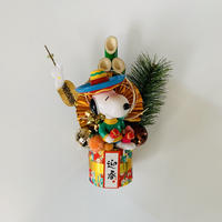 HAPPY NEW YEAR 2020 門松