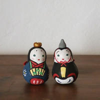 雛土鈴  Claybell of Hina doll