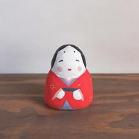 お多福 赤 Otafuku red