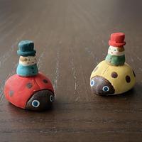 てんとうむしのフェーブ  Feve of Ladybug