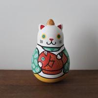 恵比寿おきあがりこぼし Rory Poly Doll of Ebisu Cat