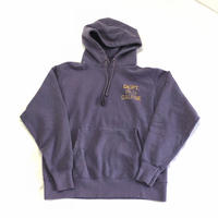 GALLERY DEPT.  Blue French Logo Hoodies