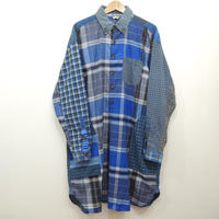 RTH ARTIST SHIRT-mulch plaid- 2