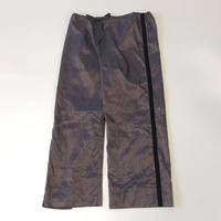 dosa pants w/velvet ribbon