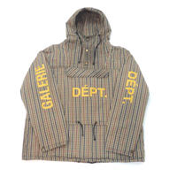 GALLERY DEPT. Harrison Anorak Jacket -Yellow-