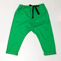 RTH DRAWSTRING PANTS- GREEN O/D-POPLIN