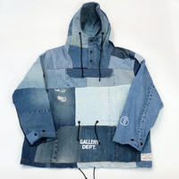 GALLERY DEPT. DENIM ANORAK 2