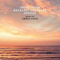 CHRIS COCO_QUIET LODGE BALEARIC DUB PLATE SPECIAL T-SHIRT SET