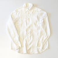 dosa kymber shirt w/drunken stitch