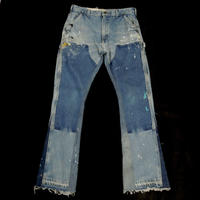 GALLERY DEPT.  Denim Carpenter Flare 34