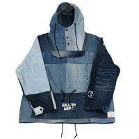 GALLERY DEPT. DENIM ANORAK 1
