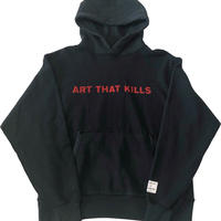 GALLERY DEPT.  ART THAT KILLS REVERSIBLE HOODIE