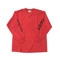GALLERY DEPT. L/S Souvenir Tee (Red)