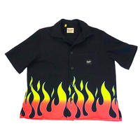 GALLERY DEPT. PARKER  SHIRT - FLAME BLACK