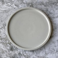 【こいずみみゆき】リム皿 7寸