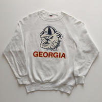 80's University of  Georgia Sweatshirt