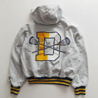 90's University of Delaware Back Print  SWEAT HOODIE