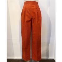 90's  Linen pants