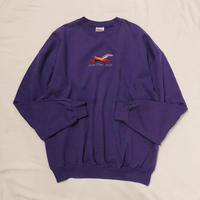 ONE POINT Big size Sweat Shirt