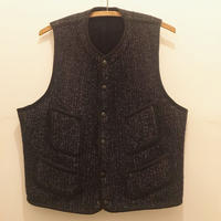 50's   BROWN' S  BEACH  VEST