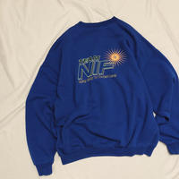 NIF Back Print Sweat Shirt