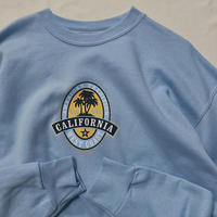 CA WEST COAST  Print Sweat Shirt
