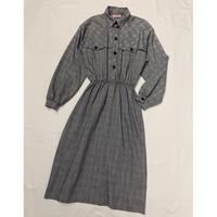 GLENURQUHART CHECK DRESS