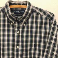 Ralph Laulen  BD Check Shirt