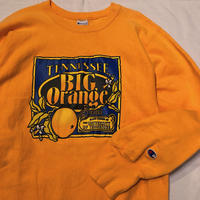 90's Champion  REVERSE WEAVE   TENNESSEE  BIG ORANGE