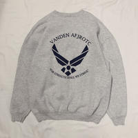 U.S.AIR FORCE JROTC Back Print Sweat