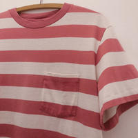 80's-90's LAND'S END Stripe Tee