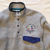90's Pullover Fleece Jacket