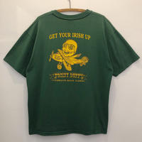 90's  TOMMY DUFF'S  LRISH AVIATION PUB  Tee