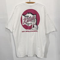 Gentlemen's Club  Back Print  Tee