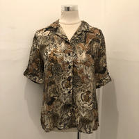 Animals SILK shirt