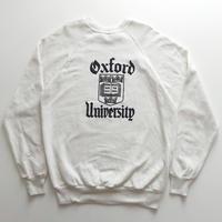 80's University of Oxford Sweatshirt