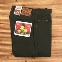 DEADSTOCK   BEN DAVIS    WORK PANTS 615  MADE IN USA