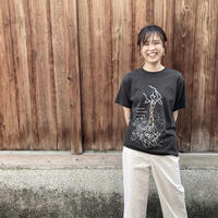 辰巳蒸留所 / 郡上八幡 オリジナルTシャツ5th スミ
