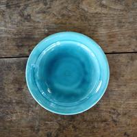 Awabiware 八寸平成平皿/3色展開