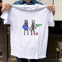 寅卯Tシャツ/ホワイト