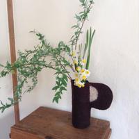 花瓶カバー「P」