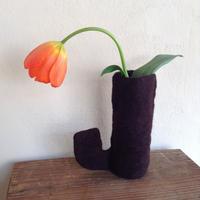 花瓶カバー「J」