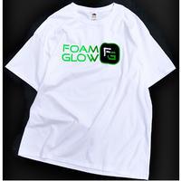 NEW FOAM GLOW T-SHIRT size XL